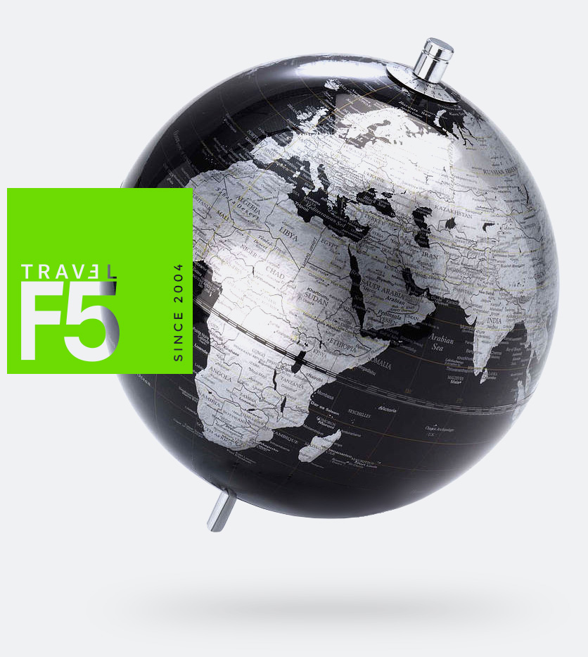 F5 TRAVEL AGENCY
